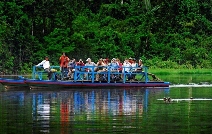 La Reserva Nacional Tambopata
